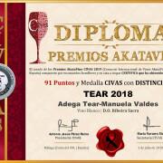 Adega-Tear-Manuela-Diploma-CIVAS-con-DISTINCION